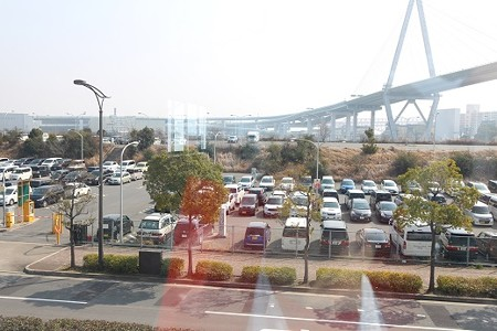 三井のリパーク桜島駅前駐車場