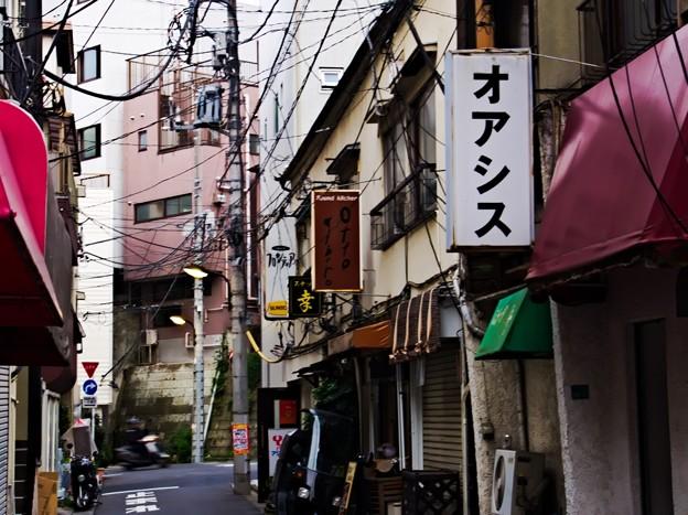 駒込駅界隈