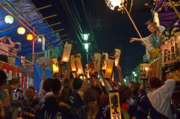川越祭「夜」V