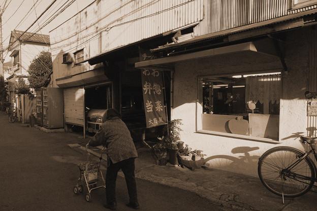 昭和の香り「小向マーケット」4