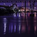 写真: 浅野運河