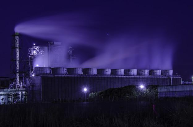 写真: 工場萌え「扇町」