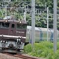 Photos: EF641001牽引回9340レ120周年千葉青森号回送
