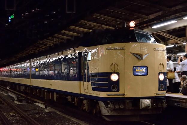 583系あおもり号で行く青森への旅