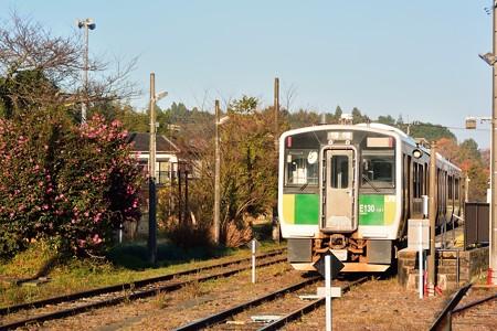 上総亀山のキハE130