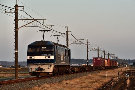 EF210-135牽引鹿島貨物1092レ