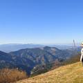 写真: 堂平山からの眺め