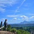 写真: 亀ヶ岳展望台