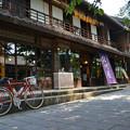 写真: 小幡宿