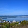 写真: 諏訪湖