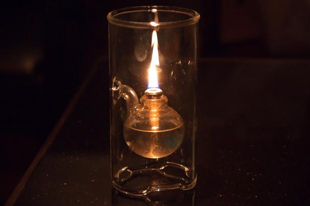 Photos: お洒落なランプ