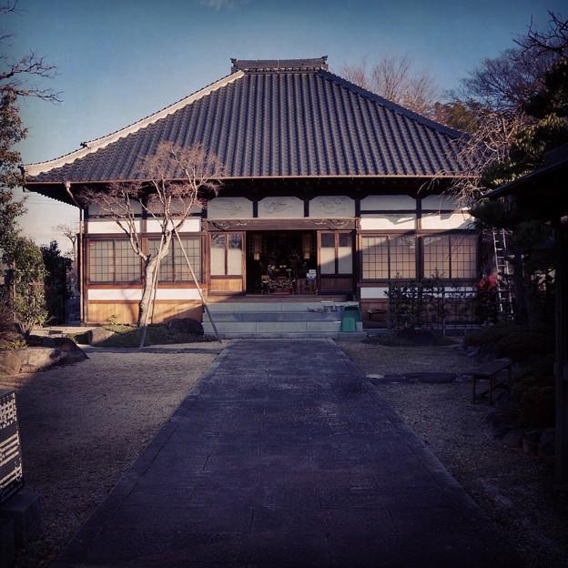 Photos: 12月27日は、お寺へ・・・