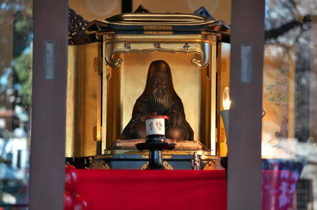 第五番 福禄寿神(蓮馨寺)
