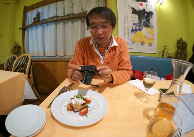 Photos: 記憶にない料理・・・