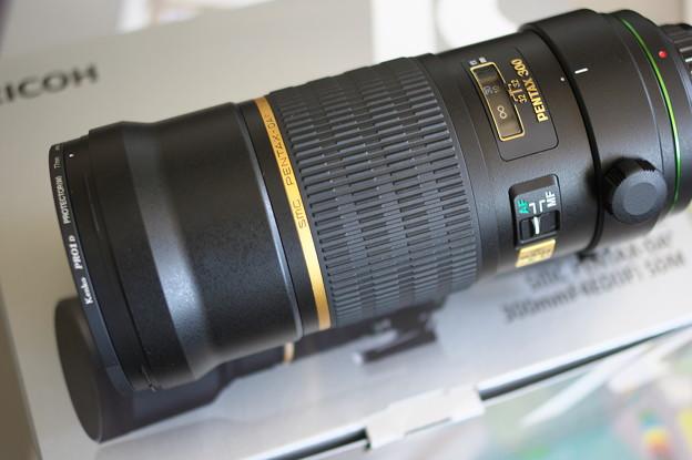 300mmF4