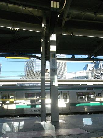 E231系湘南新宿ライングリーン車1Fの車窓16