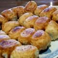 Photos: 丸金の餃子 2.5人前