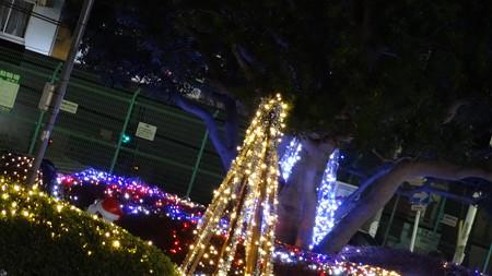 善行駅イルミ(3)(マニュアルモード)