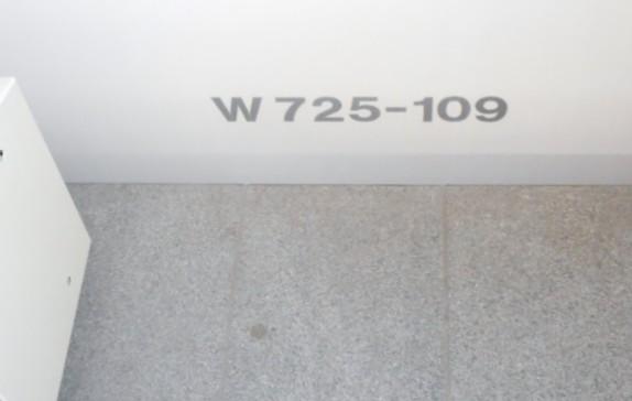 W725-109(W7系W9編成)