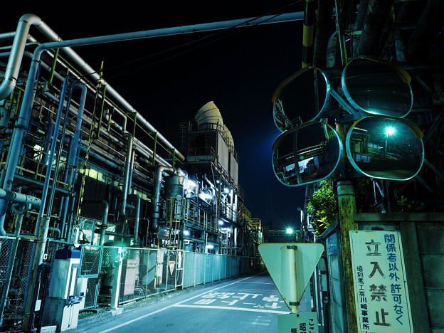 昭和の夜更け