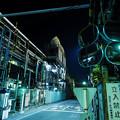 Photos: 昭和の夜更け