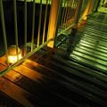 Photos: 濡れた桟橋