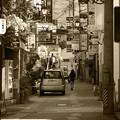 歓楽街in上田