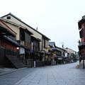 写真: 2000 祇園 早朝@京都