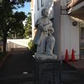 Photos: 20140731 カトリック高槻協会の高山右近像