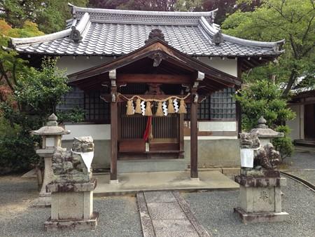 20140801 ウォーキング風景 日吉神社