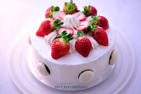 akoさんちのケーキ
