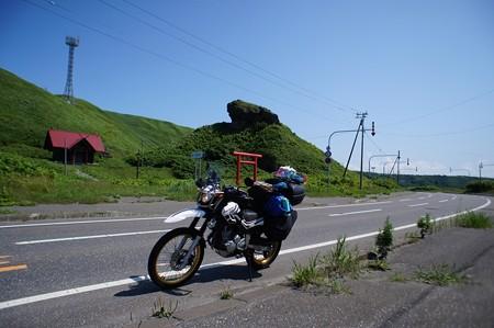 抜海岩陰遺跡