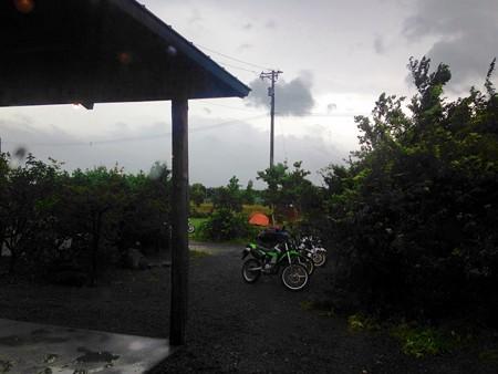 台風避難泊
