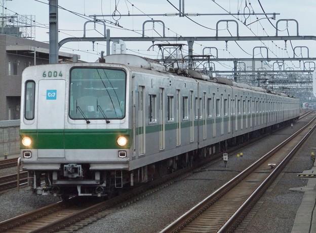 東京メトロ千代田線6000系 6104F