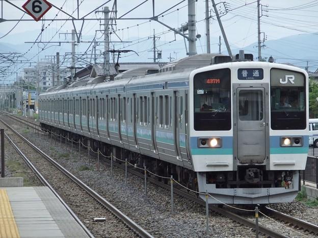 中央線211系0番台 N601編成