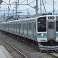 Photos: 中央線211系0番台 N601編成