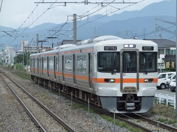 飯田線313系1700番台 B151編成