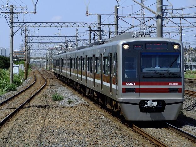 新京成線N800形 N828F