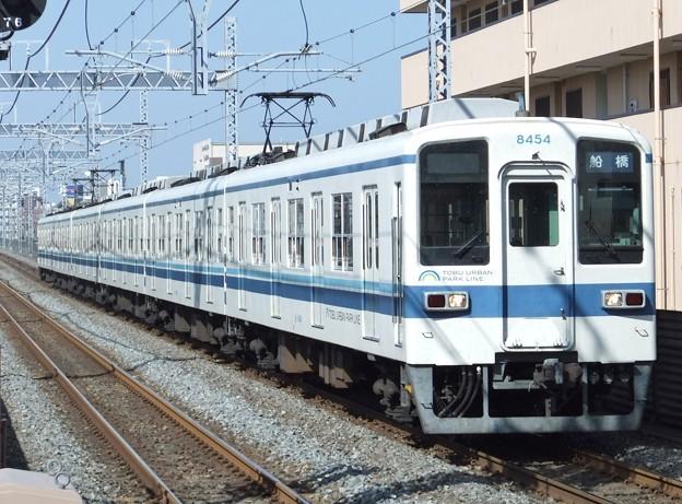 Photos: 東武野田線8000系 8154F