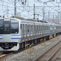 横須賀・総武快速線E217系 Y-1編成