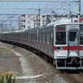 Photos: 東武東上線10030系 11640F+11440F