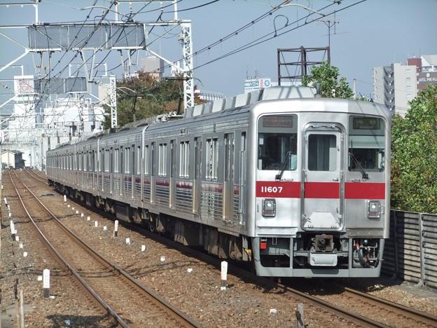 Photos: 東武伊勢崎・日光線10000系 11607F