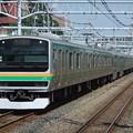 Photos: 東海道線E231系1000番台 U584編成