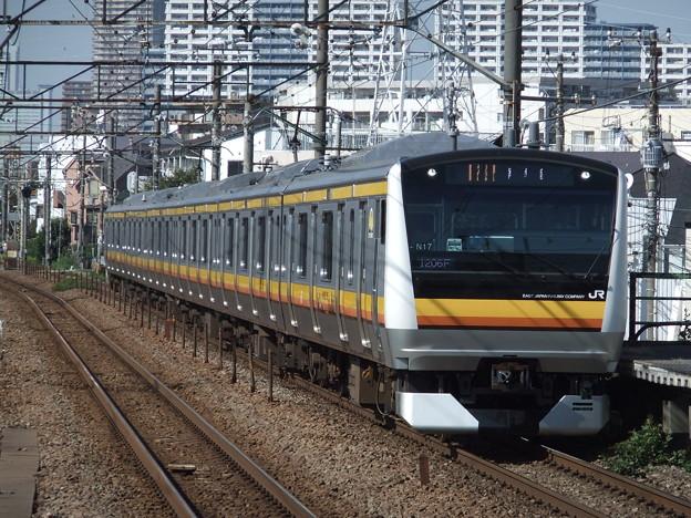 南武線E233系8000番台 N17編成