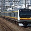 Photos: 南武線E233系8000番台 N17編成