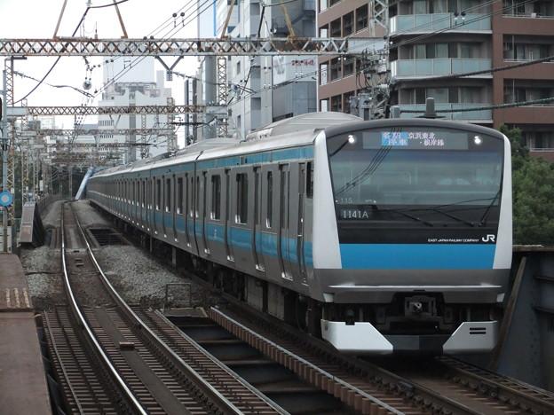 京浜東北・根岸線E233系1000番台 サイ115編成