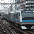Photos: 京浜東北・根岸線E233系1000番台 サイ115編成