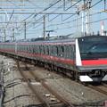 京葉線E233系5000番台 ケヨF51+ケヨ551編成
