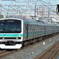 Photos: 常磐快速線E231系0番台 マト110編成