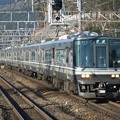 Photos: 湖西線223系2000番台 V55編成他8両編成